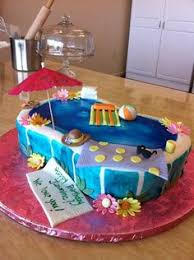 pool party cakes swimming pool cakes w noodles cool pool