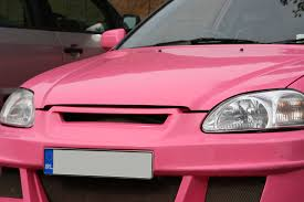 Light Pink Car Juiceboxforyou Blog Archive What The Wednesday Pink