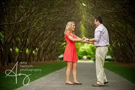 Wedding Photographer Dallas Kristyn Ben Dallas Arboretum Engagement Photography Dallas