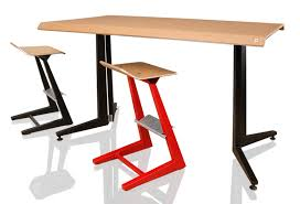 bar height work table counter height work table pellican design
