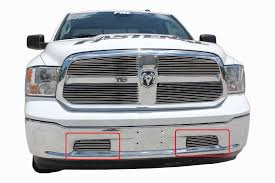 2014 dodge ram 1500 bumper 2014 dodge ram 1500 2pc bumper accent billet grille kit