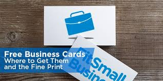 Moo 10 Free Business Cards Free Business Cards Where To Get Them And The Fine Print