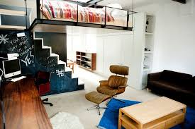 Beds That Have A Desk Underneath Boxed In U2013 Clever Loft Beds And Space Efficient Storage Units