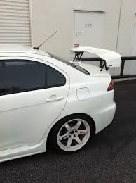 evo wing voltex review part 2 the type 1s gt wing explained evolutionm