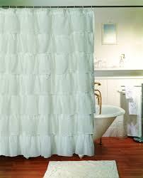 Cynthia Rowley Ruffle Shower Curtain Cynthia Rowley Bath The Designs Of Cynthia Rowley Shower Curtain
