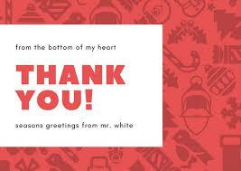 thank you card template diy printable wedding thank you card