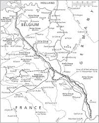 Metz France Map by 1918 Endgame