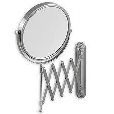 extension bathroom mirror jerdon 7x 1x wall mount 20 inch extension mirror bed bath beyond