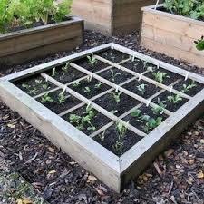 48 best gardening in wooden raised beds images on pinterest