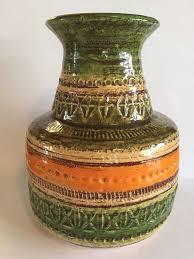 Fantoni Vase Mid Century Modern Italian Vase In The By Motheatendeerhead