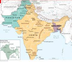 India States Map Why India And Pakistan Each Other