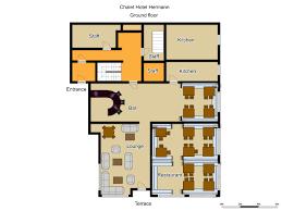 ski chalet house plans chalet hotel hermann ski total