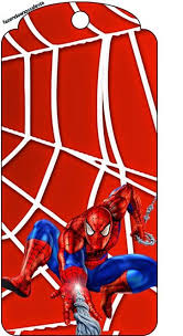 spiderman free party printables images check