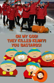 Funny South Park Memes - omg they killed kenny
