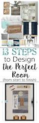 13 steps to design the perfect room from start to finish bless