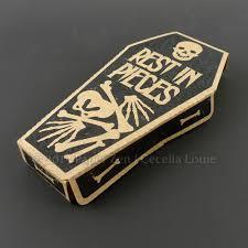 halloween skeleton printable paper zen printable halloween skeleton coffin party favor box