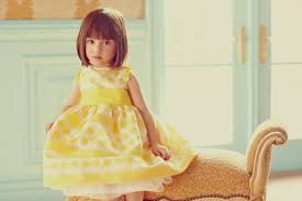 janie jack yellow polka dot dress legacy village