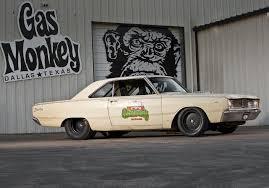 How Much Are Dodge Darts Revealed How Gas Monkey U0027s U002767 Dart Beat Roadkill Rod Network