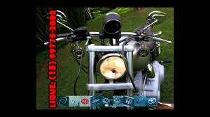 harley davidson 1600cc dyna super glide 2009 veiculoswp youtube