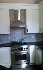home kitchen exhaust system design chimney overhead range hood oven designs island ventilation