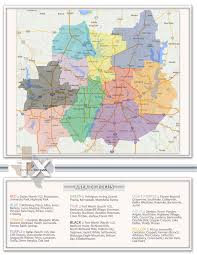 Map Of Dallas Fort Worth by Revive Texas Kcbi Ministry Spotlight