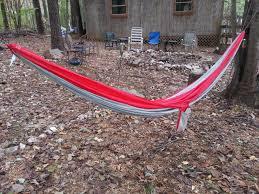 traveler xxl double hammock gear review outdoortrailgear hammock
