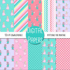 mario wrapping paper mario and princess nintendo themed a4 digital paper