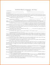 7 apartment rental agreement template word purchase agreement group