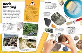 my book of rocks and minerals devin dennie 9781465461902 amazon