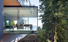 Modern Architecture Ideas by Modern Architecture Embracing Nature Russet Residence By Slyce