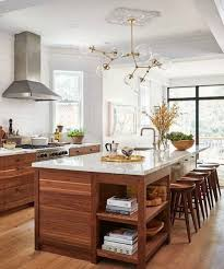 light oak kitchen cabinets modern wood cabinets in the kitchen a comeback town
