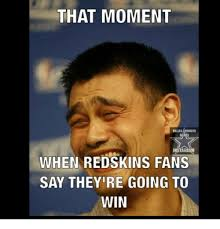 Cowboys Win Meme - that moment dallas cowboys instagra when redskins fans say they re