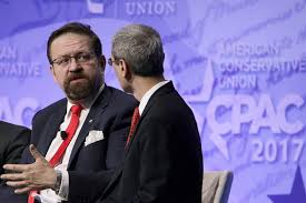 Sebastian Gorka Did Not Have A Good Day Yesterday Vanity Fair
