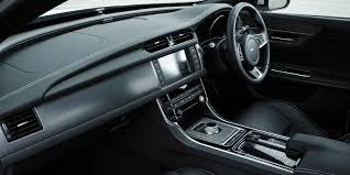 jaguar cars interior jaguar xf interior practicality and infotainment carwow