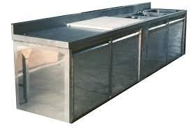 meuble de cuisine inox réparation meuble cuisine inox alimentaire arti steel