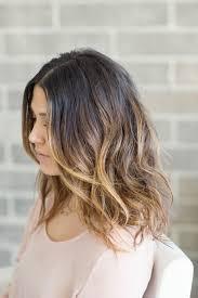 wavy lob haircut tutorial how to style a lob or long bob photos