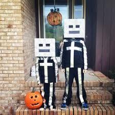 Halloween Costumes Minecraft Minecraft Steve Costume 10