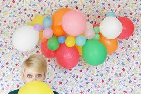 balloon garland how to balloon garland