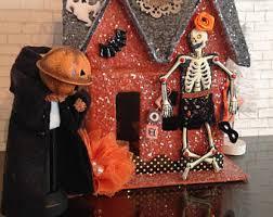 haunted house decorations haunted house decor etsy