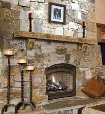 image modern rustic mantel beam fireplace shelf by dogberry