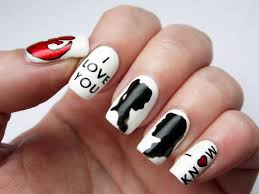 15 inspiring examples of nail art telling incredible stories vorply