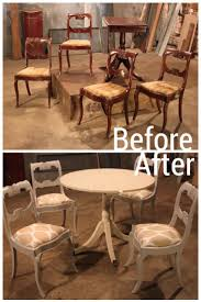 repurposing furniture before and after images from hgtv u0027s flea market flip drop leaf