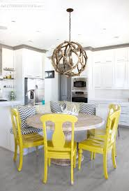 Yellow Dining Room Ideas Yellow Dining Room Chairs Tubmanugrr