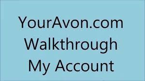 youravon com walkthrough my account youtube