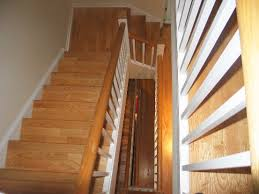 kahrs natural red oak stairs and hallway kashian bros carpet and