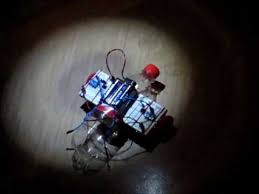 Seeking Robot A Simple Light Seeking Robot