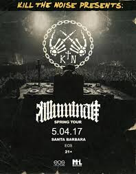 insomniac presents kill the noise eos lounge 5 4 17 tickets