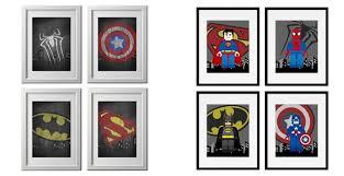 boys superhero bedroom 18 superhero wall art for kids superhero wall art bathroom decor