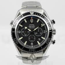 stainless steel bracelet omega watches images Omega seamaster planet ocean chronograph 45mm stainless steel jpg