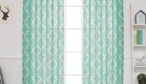 Moroccan Print Curtains Print Pattern Curtain Mecca Printed Cotton Curtain Modern